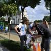 ii rodzinne marsze na orientację w radzyniu podlaskim,  2011, fot