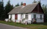 dom drewniany w przegalinach dużych, fot