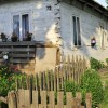 dom drewniany w Żeliźnie