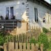 dom drewniany w Żeliźnie. Fot. H. Czarnocki