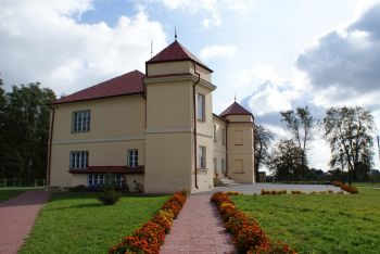 Pałac w Żabikowie