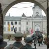 inscenizacja bitwy o Pałac Potockich, 2009 r., Fot. B. Sozoniuk