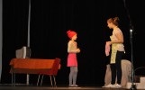 Kajoludek, reż. Urszula Kubaczyńska, Teatr Bez kapelusza ze SP w Lisiowólce