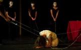 Sieć, reż. Elżbieta Żukiewicz, Teatr Gimnazjum nr 2 w Radzyniu Podlaskim