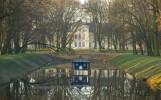Park z widokiem na Pałac Potockich, 2009,  fot. T. Młynarczyk