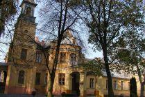 Pałac w Branicy Radzyńskiej