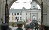 inscenizacja bitwy o pałac potockich, radzyń podl