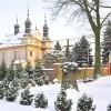 Kościół w Ostrówkach, Fot. H. Czarnocki