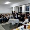 Kolacja szabasowa - wymiana uczniów PL&ISR_09