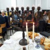Kolacja szabasowa - wymiana uczniów PL&ISR_13