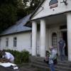 Plener malarski Dolina Tyśmienicy 2018, Bełcząc. Fot. Jacek Schmidt