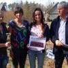 Aleksandra Delążek, Monika Mazur i Karolina Szutyk zajęły pierwsze miejsce w kategorii szkół ponadgimnazjalnych