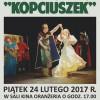 Kopciuszek przedstawienie Teatru Hokus Pokus