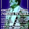 Koncert pamięci Zygmunta Pietrzaka