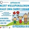 Koncert  Wielopokoleniowy