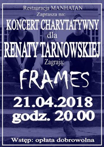 Koncert charytatywny dla Renaty Tarnowskiej