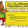 Olimpiada Przedszkolaków 2018