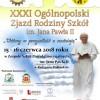 XXXI Ogólnopolski Zjazd Rodziny Szkół im. Jana Pawła II