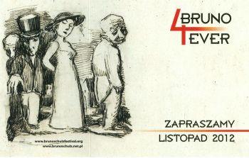 Finisaż wystawy w ramach festiwalu Bruno4ever