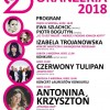23 Ogólnopolskie Spotkania z Piosenką Autorską Oranżeria 2018