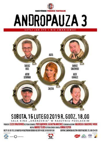 Spektakl Andropauza 3