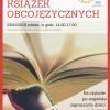 Kiermasz książek obcojęzycznych