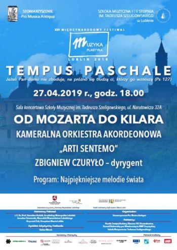 XXV Międzynarodowy Festiwal TEMPUS PASCHALE
