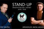 Stand-up w Kofi&Ti