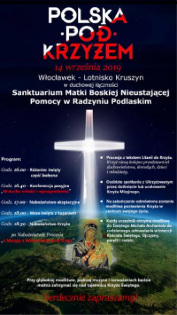 Polska Pod Krzyżem.