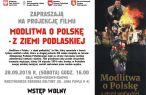 Projekcja Filmu - Modlitwa o Polskę