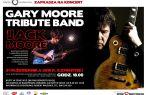 Koncert Gitarowy Gary Moore Tribute Band & Jack Moore