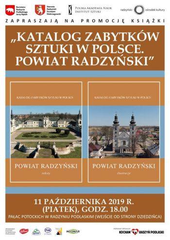 Katalog Zabytków Sztuki w Polsce. Powiat Radzyński.