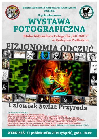 Wystawa Fotograficzna ZOOMIK w Galerii Kofi&Ti