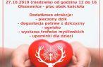 Zbiórka Krwi w Olszewnicy - Darz Bór Dasz Krew.