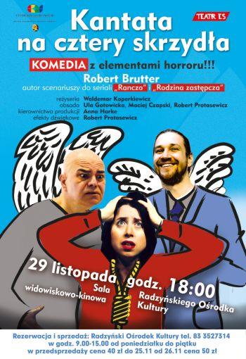 Teatr - Kantata Na Cztery Skrzydła.
