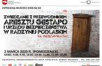 Dawny areszt Gestapo i UB w Radzyniu - zwiedzanie