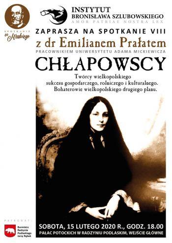 dr Emilian Prałat z UM Adama Mickiewicza w Radzyniu