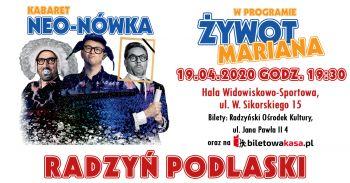 Kabaret Neo-Nówka w Radzyniu Podlaskim