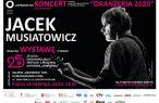 Wernisaż wystawy z okazji 25-lecia OSzPA z koncertem Jacka Musiatowicza