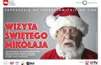 """""""Wizyta Świętego Mikołaja"""" - spektakl on-line"""