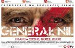 Projekcja filmu Generał Nil