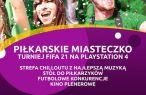 Weź udział w turnieju FIFA 21 na Playstation 4