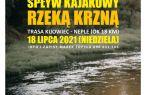 Spływ kajakowy rzeką Krzną