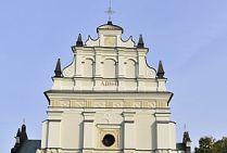 Audio guide - kościół Św.Trójcy
