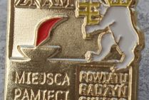 Odznaka Miejsca  Pamięci