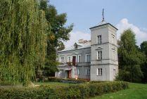 Pałac w Przegalinach Dużych