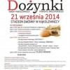 15 Wrz. 2014 : Święto plonów w Kąkolewnicy
