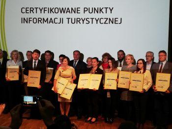 Certyfikat POT dla PIT-K w Radzyniu Podlaskim
