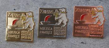 Poznajmy Miejsca Pamięci Powiatu Radzyńskiego bliżej ... i zdobądźmy odznakę