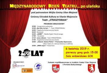 Jubileusz 20lecia Teatru Straszydełka